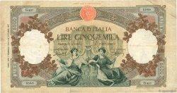 5000 Lire ITALIE  1953 P.085b TB