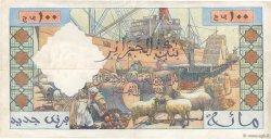 100 Nouveaux Francs ALGÉRIE  1961 P.121b TTB