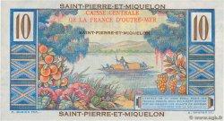 10 Francs Colbert SAINT PIERRE ET MIQUELON  1946 P.23 NEUF