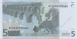 5 Euros PORTUGAL  2002 €.100.02