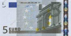 5 Euros PORTUGAL  2002 €.100.02 NEUF