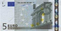 5 Euros FRANCE  2002 €.100.09 NEUF