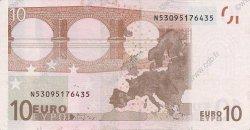 10 Euro EUROPE  2002 €.110.16 pr.SUP