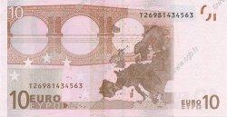 10 Euros IRLANDE  2002 €.110.19 SPL