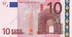 10 Euros IRLANDE  2002 €.110.19 SPL+