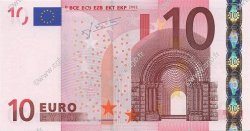 10 Euros IRLANDE  2002 €.110.19 pr.NEUF