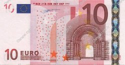 10 Euro EUROPE  2002 €.110.09 SUP+