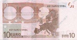 10 Euros ESPAGNE  2002 €.110.09 SUP+