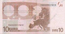 10 Euros GRÈCE  2002 €.110.13 TTB