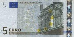 5 Euro EUROPE  2002 €.100.15 pr.TTB