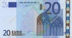 20 Euros PORTUGAL  2002 €.120.03 TTB