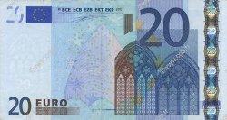 20 Euros AUTRICHE  2002 €.120.04 TB