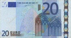 20 Euro EUROPE  2002 €.120.04 TB