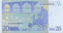 20 Euros ITALIE  2002 €.120.20 NEUF