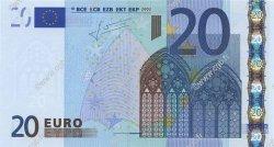 20 Euro EUROPE  2002 €.120.20 NEUF