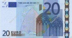 20 Euros ESPAGNE  2002 €.120.12 SPL+