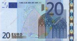 20 Euros ESPAGNE  2002 €.120.22 SPL+