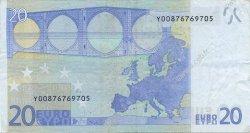 20 Euros GRÈCE  2002 €.120.14 TTB