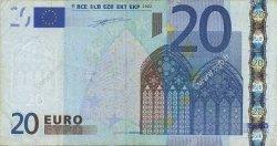 20 Euros GRÈCE  2002 €.120.14 TB