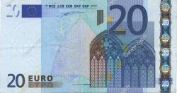 20 Euros BELGIQUE  2002 €.120.15 TTB+