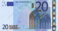 20 Euros FRANCE  2002 €.120.21 NEUF