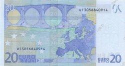 20 Euros FRANCE  2002 €.120.21 pr.NEUF