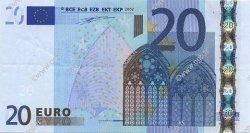 20 Euros FRANCE  2002 €.120.10 TTB