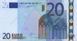 20 Euro EUROPE  2002 €.120.10 TTB