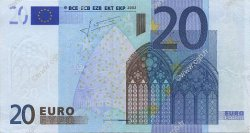 20 Euros FRANCE  2002 €.120.21 TTB+