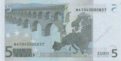 5 Euros AUTRICHE  2002 €.100.03 NEUF