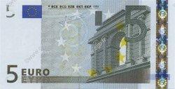 5 Euros FRANCE  2002 €.100.18 NEUF