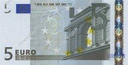 5 Euro EUROPE  2002 €.100.18 NEUF