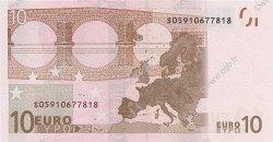 10 Euros ITALIE  2002 €.110.06 NEUF