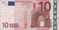 10 Euros ESPAGNE  2002 €.110.09 pr.TB