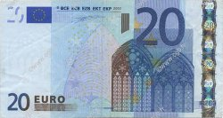 20 Euros PAYS-BAS  2002 €.120.06 TTB