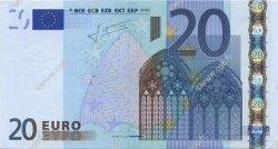 20 Euros FINLANDE  2002 €.120.16 SUP+