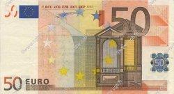 50 Euros FINLANDE  2002 €.130.02 TTB+