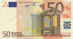 50 Euros AUTRICHE  2002 €.130.04 SUP