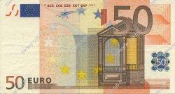 50 Euros AUTRICHE  2002 €.130.04 TTB+