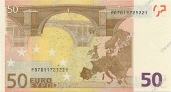 50 Euros PAYS-BAS  2002 €.130.05 pr.NEUF