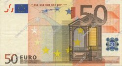 50 Euro EUROPE  2002 €.130.08 TTB+