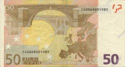 50 Euro EUROPE  2002 €.130.08 TTB