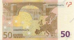 50 Euros ESPAGNE  2002 €.130.11 NEUF