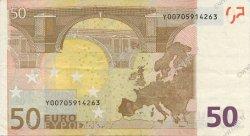 50 Euros GRÈCE  2002 €.130.15 TTB+