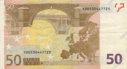 50 Euros GRÈCE  2002 €.130.15 TTB