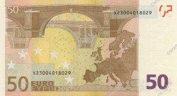 50 Euro EUROPE  2002 €.130.20 NEUF
