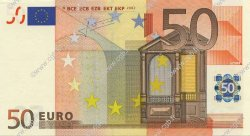 50 Euros BELGIQUE  2002 €.130.21 pr.NEUF