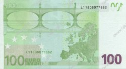 100 Euros FINLANDE  2002 €.140.01 SPL+