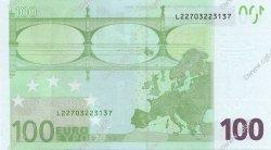 100 Euros FINLANDE  2002 €.140.14 NEUF