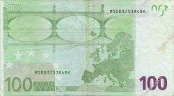 100 Euros PORTUGAL  2002 €.140.02 TB+